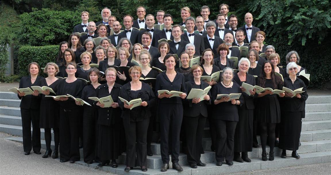 Franz-Schubert-Chor Mittel Beschnitten in mitsingen? aber gern!